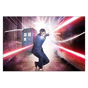 Doctor Who. Размер: 20 х 30 см